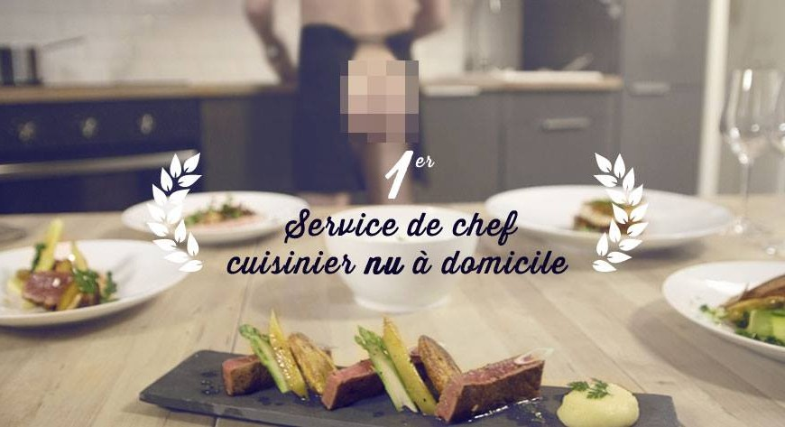 French Naked Chef traiteur / 1