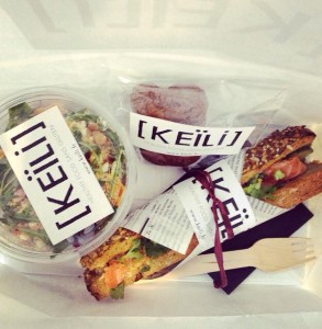 La pause déj revue par Keïli traiteur
