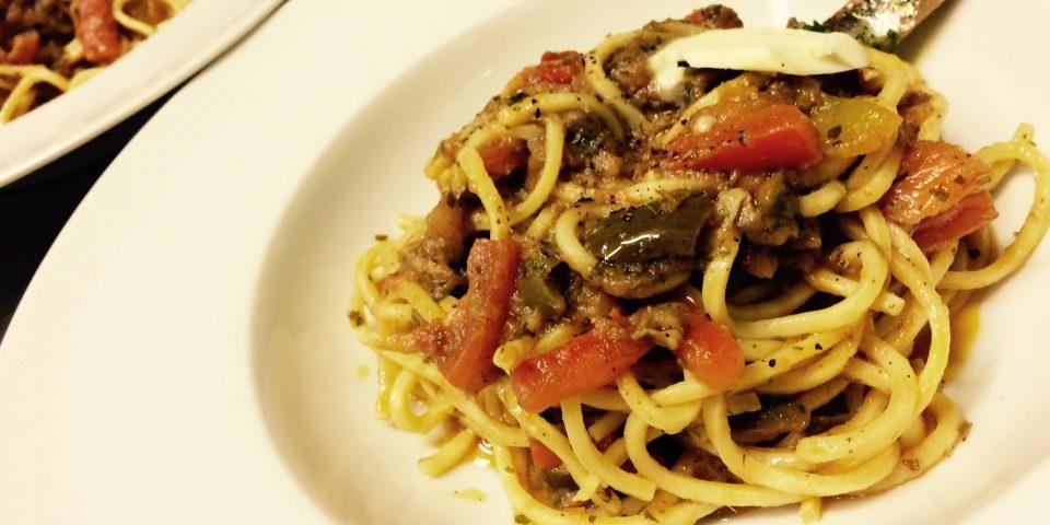 Baffo : la pasta sans gluten /3