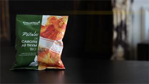 Quelles sont les meilleures chips sans gluten ? / 5