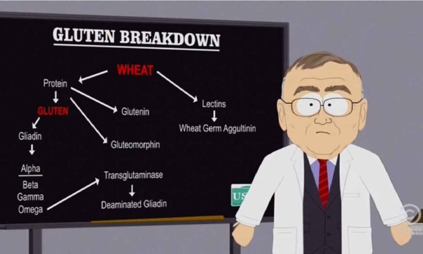 Quand South Park devient gluten free ! / 1