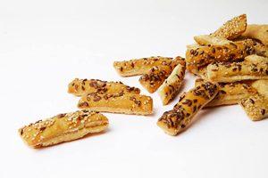 Les biscuits apéritifs sans gluten du ©Petit Minotier