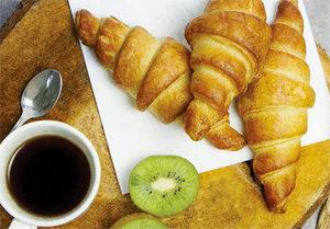 La conversion du Petit Minotier au sans gluten - Les croissants sans gluten ©Le Petit Minotier