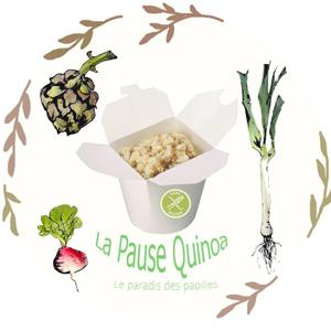 La Pause Quinoa, vétéran du sans gluten