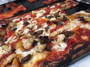 La pizza Eat Gluten Free, 100% sans gluten ! /3