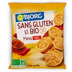 Bjorg participe au Prix du Produit Sans Gluten !