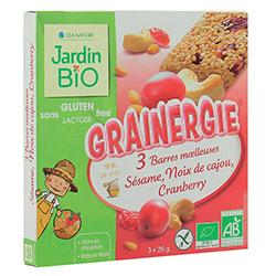 Jardin Bio participe au Prix du Produit Sans Gluten ! / 3