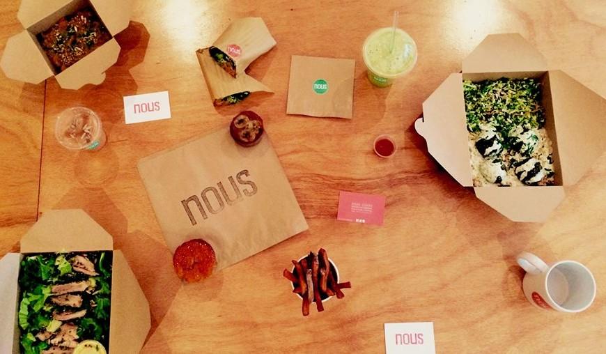 On mange de tout chez ©Nous restaurant/ Michael Campi