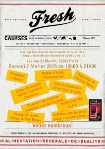 Nouveau brunch gluten free chez Causses / 3