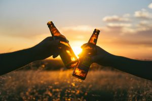 Cheers au malt sans gluten ! ©Wil Stewart