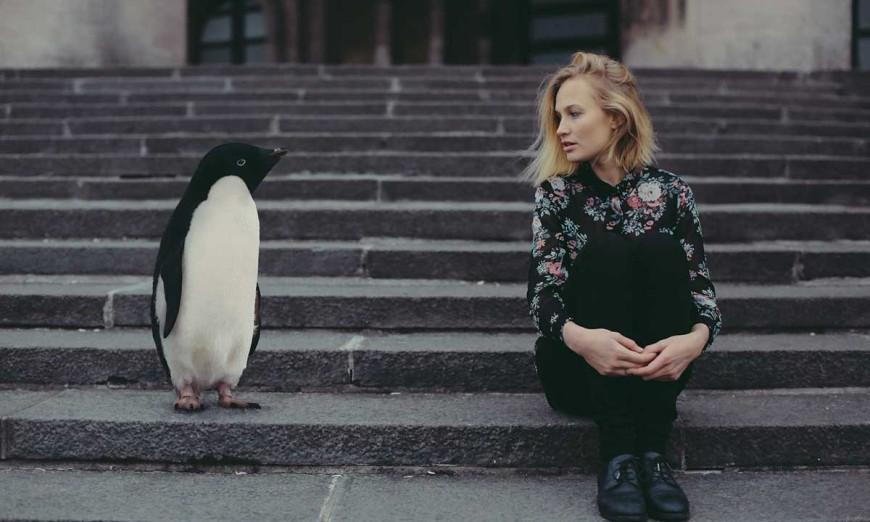 Les femmes et le gluten /1©David Olkarny