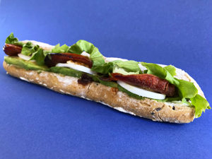 Helmut Newcake, la pâtisserie 100% sans gluten Pause sandwich ?! ©Because Gus