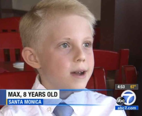 Max, 8 ans, the gluten free kid ! / 1