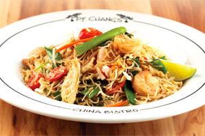 Menu plus cher pour les sans gluten : pour ou contre ? - ©PF Chang's