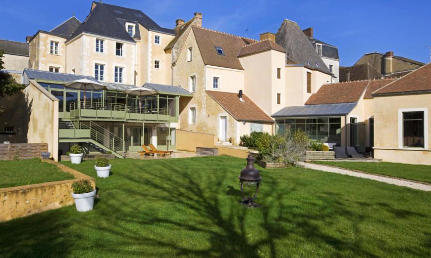 Hôtel Côté Parc / 1