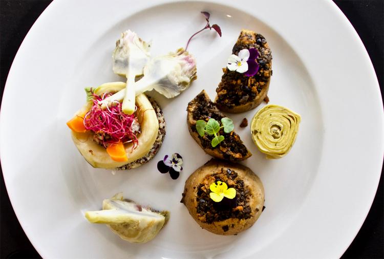 Gastronomie vegan et sans gluten chez Gentle Gourmet