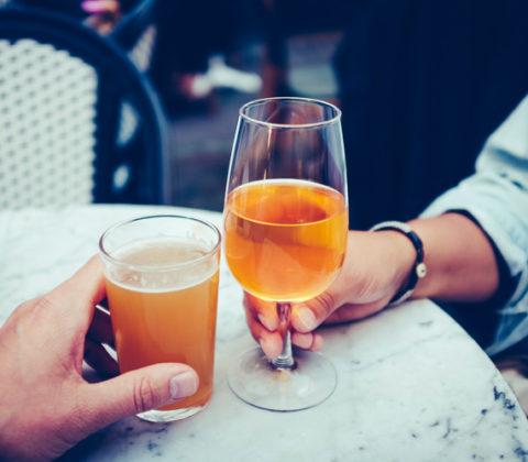 Et une bière sans gluten s'il vous plaît ! ©Mattias Diesel