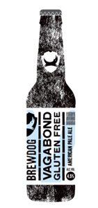 La Vagabond Pale Ale fait partie des bières sans gluten ©Brewdog
