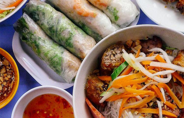Voyage au sein de la cuisine asiatique @Doiratngon