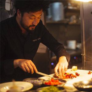 Voyage au sein de la cuisine asiatique - ©Pierre Sang en action !