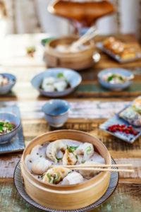 Voyage au sein de la cuisine asiatique - Les ©Vapeurs Dim Sum