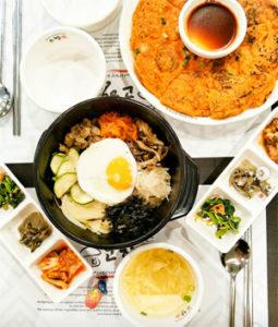 Voyage au sein de la cuisine asiatique - Équilibre coréen ©j_e_s_s_y__chaw