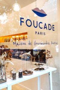Foucade Paris, le goût positivement sans gluten La nouvelle boutique dans le Marais ©Irma Notorahardjo