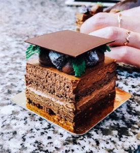 Foucade Paris, le goût positivement sans gluten - L'Opérette ©Foucade Paris