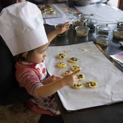 Petits et grands en cuisine à la Recyclerie / 3