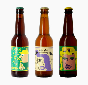 Les 3 nouvelles bières sans gluten de ©Mikkeller Beer