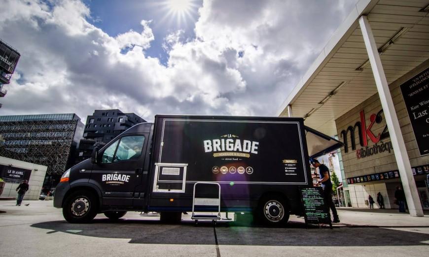 La Brigade - Food Truck / 1