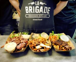 Manger sans gluten sur le pouce grâce à La Brigade !