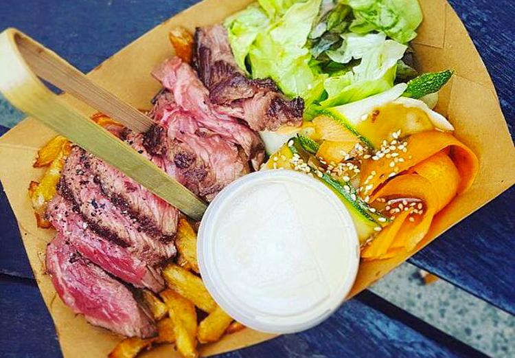 La Brigade - restaurant & food truck sans gluten