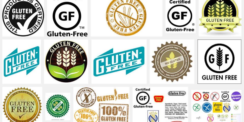 Logo gluten free à gogo ! / 1