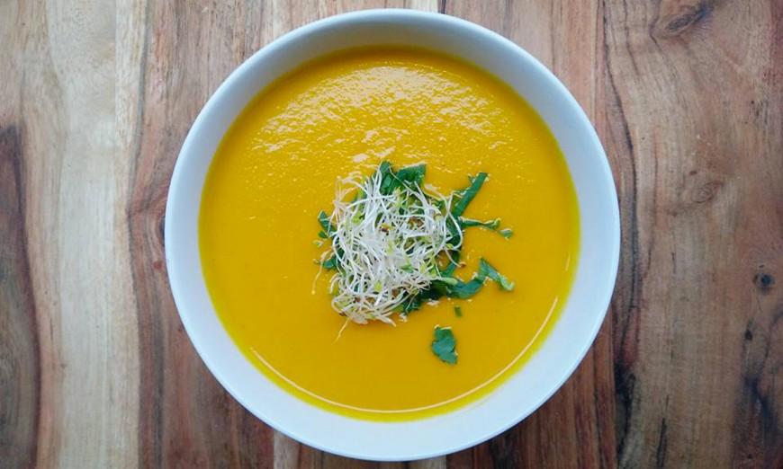 Café Pinson, havre gourmand & healthy / 1