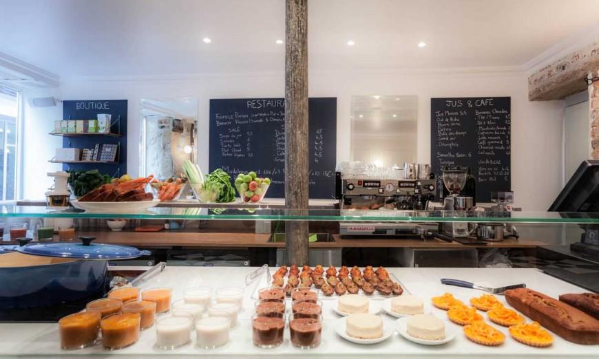 Café Pinson - 100% sans gluten à Paris