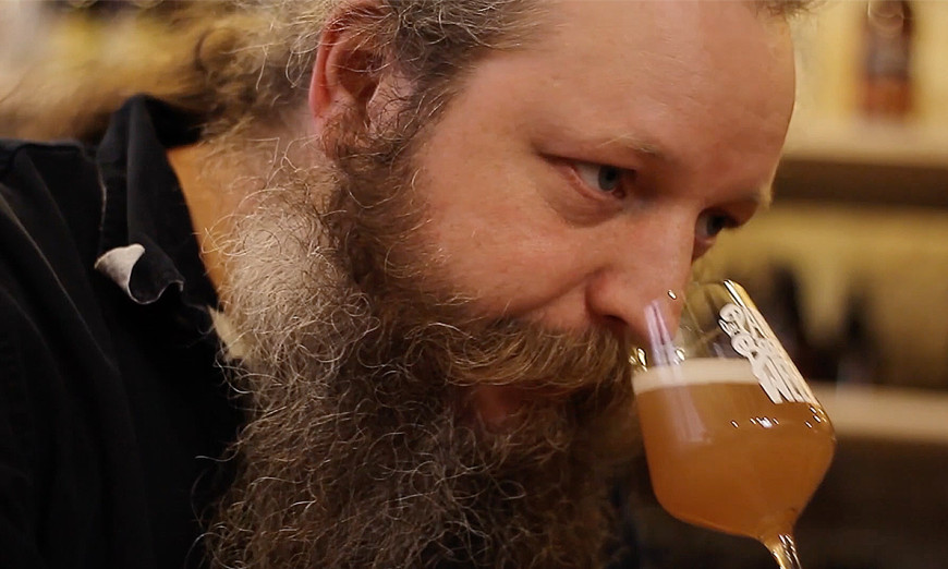 Simon teste des bières sans gluten / 1