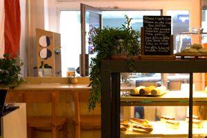 Chez ©Bio Sphère Café tout est 100% sans gluten à Paris