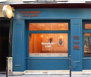 Le tout nouveau ©Bio Sphère Café !! Restaurant 100% sans gluten à Paris