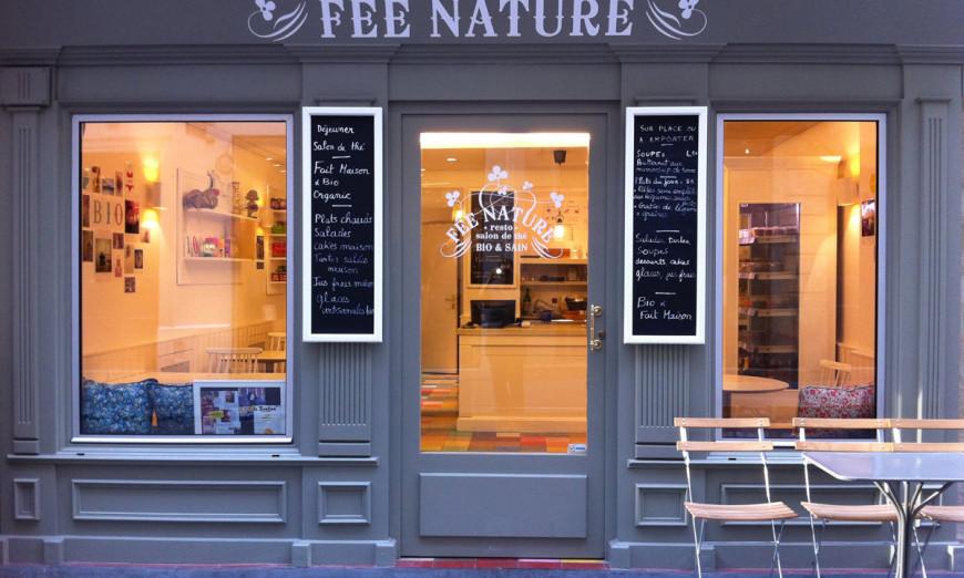 Fée Nature, curiosité healthy et gluten free / 1
