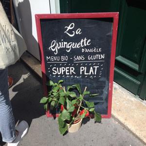 La Guinguette d'Angèle - take away / 3