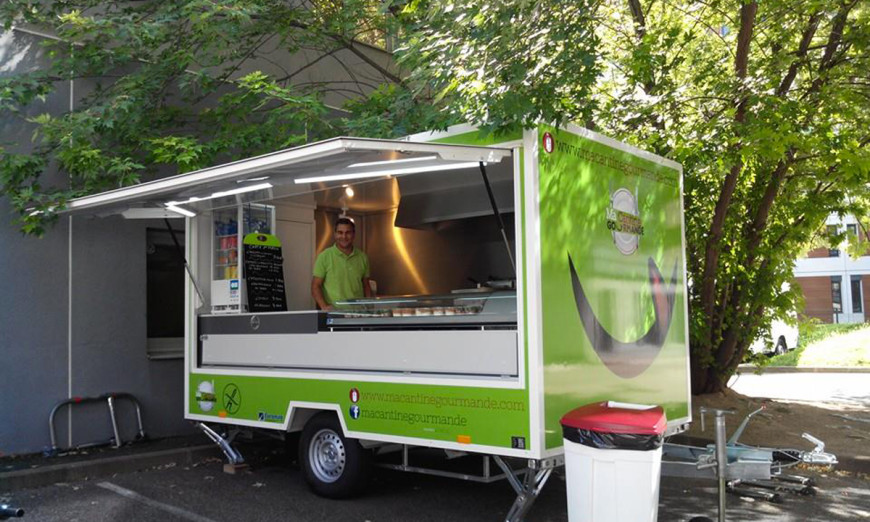 Ma Cantine Gourmande - Food Truck / 1