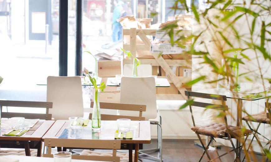 Pousse-Pousse - restaurant et boutique / 1