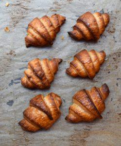 Les croissants 100% sans gluten à Paris ©Bio Sphère Café