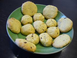 Crash test pour les cookies sans gluten / 1