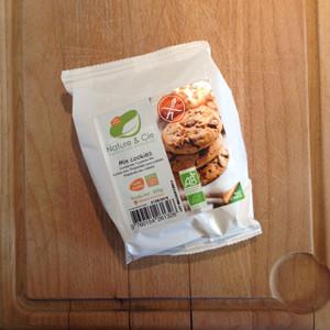 Crash test pour les cookies sans gluten / 2