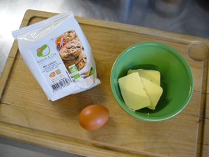 Crash test pour les cookies sans gluten / 3