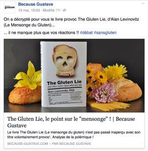 """Le """"mensonge"""" du gluten, le débat continue ! / 5"""