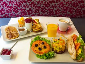 Où bruncher sans gluten à Paris en juillet / 9