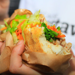 La folle idée du GustOur, kebab gluten free ! / 1